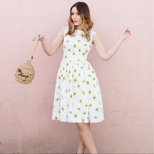 Kate Spade Sunflower Dress